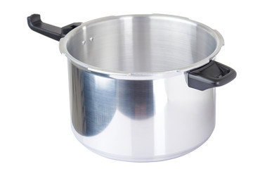 Metal pot with no lid