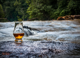 Whisky On The River