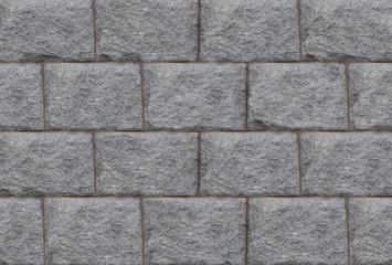 gray stone wall background base rectangular block light design texture granite