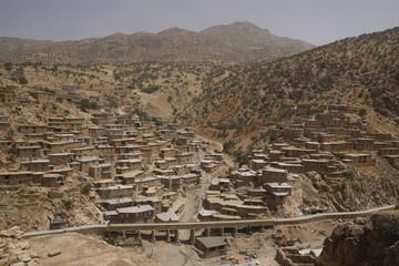Houses of Palangan, Iran
