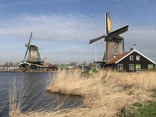 Zaanse Schans, Zaandam, Netherlands