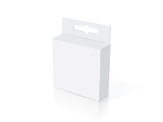 Box for your design and logo