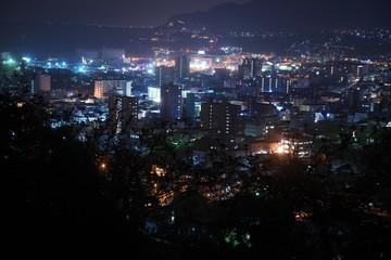 小樽 天狗山からの夜景