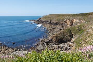 La côte en Bretagne