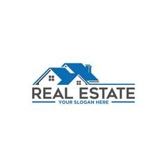 Roof Home Logo vector. Real estate logo template. Vector Illustration