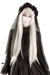 Widow doll girl