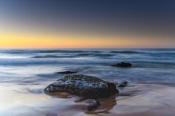 Rockin the Sunrise Seascape