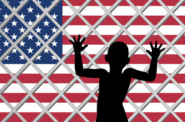 American immigration laws. Immigrant children are getting separated from their parents
