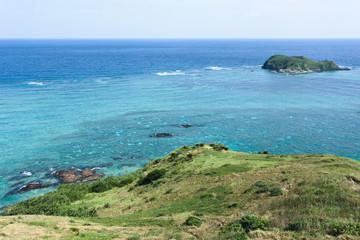 沖縄・石垣島、平久保崎