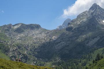 Panorama della Valvarrone