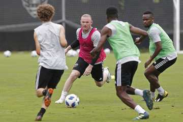 MLS: D.C. United Training