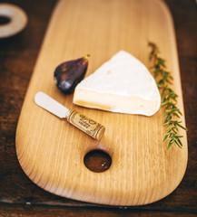 Homemade decor serving platter