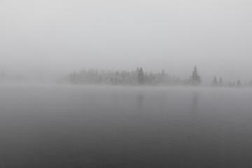 Misty Valley Lake isladn