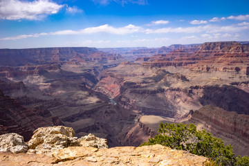Grand canyon at Lipan Point view