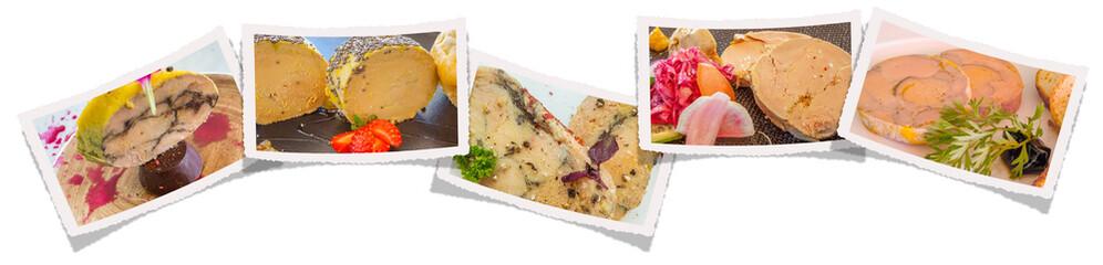 photos de foie gras