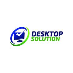 Desktop Solution Logo