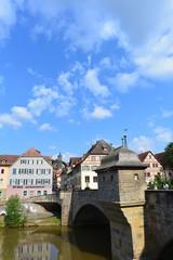 Altstadtbrücke Schwäbisch Hall