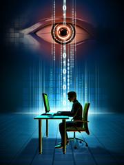 Online data monitoring