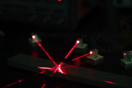Photonics laboratory