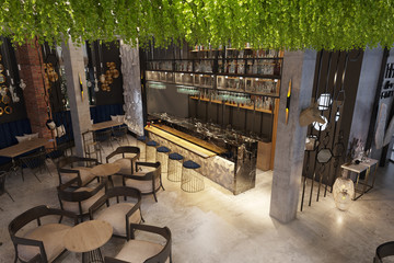 Design interior Lounge Bar