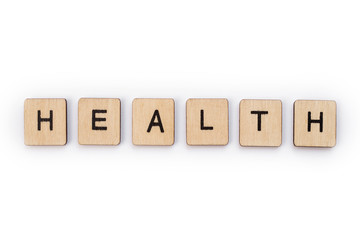 The word HEALTH