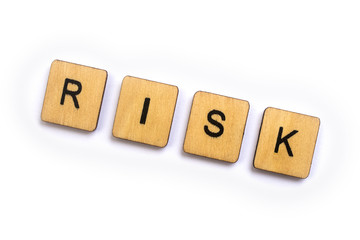 The word RISK