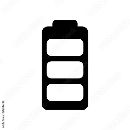 Battery Charging Icon Vector Icon Simple Element Illustration