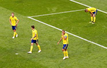 World Cup - Quarter Final - Sweden vs England