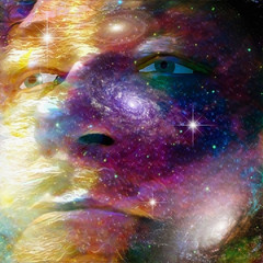 Face of universe