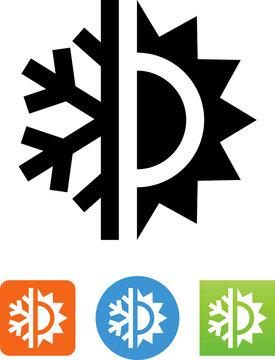 Climate Control Icon