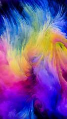 Colorful Paint Evolution