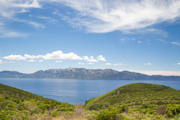 Views from Hvar Island, Croatia