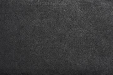 Dark gray alcantara leather texture