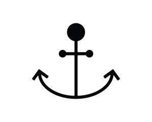 anchor navigation icon , designed for web and app