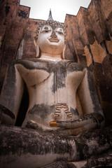 Sukhothai big buddha