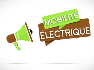 mégaphone : Mobilité électrique