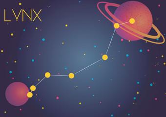 The constellation Lynx