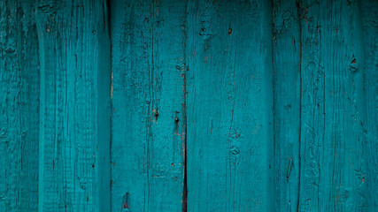 Old wooden planks texture, useful as background. Painted wood background
