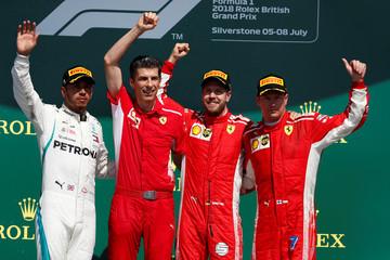 Formula One F1 - British Grand Prix
