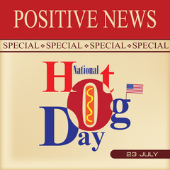 News National Hot Dog Day