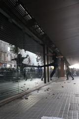 Huelga general de Barcelona 29M 2012