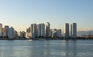 City of Guaruja, beach South America, Brazil, MORE OPTIONS IN MY PORTFOLIO