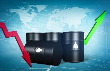 Ölfäasser - Ölpreise