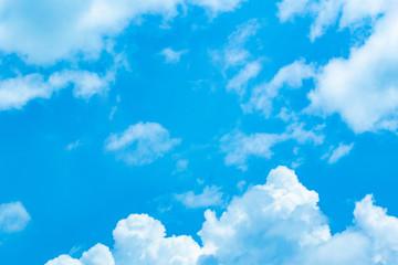 Sky background beautiful natural landscape.