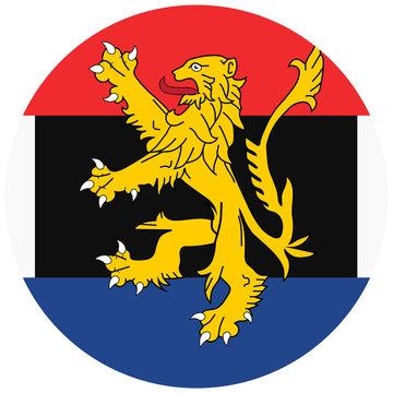 Benelux flag vector