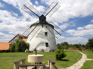 Old Windmill, South Czech Republic