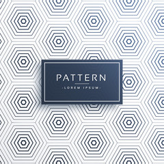 elegant honeycomb or hexagonal pattern background