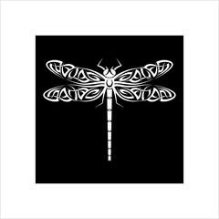 Tattoo Dragonfly, Dragonfly