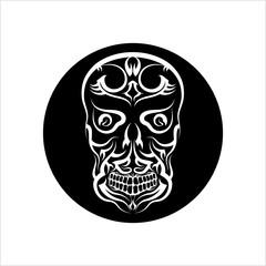 Tattoo Skull, Skull