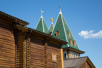 Wooden Palace in Moscow